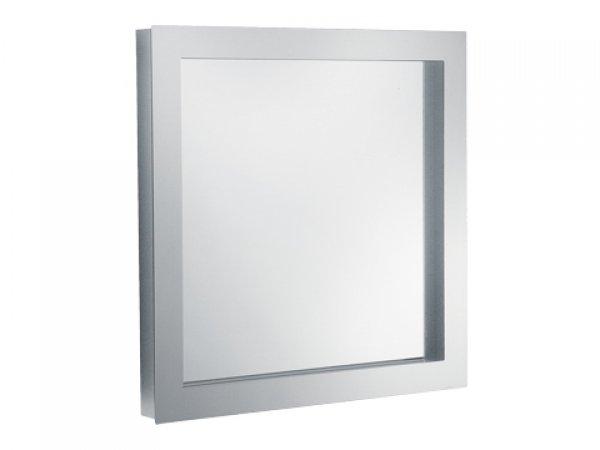 Keuco Edition 300, Lichtspiegel 650x650x65mm, verchromt