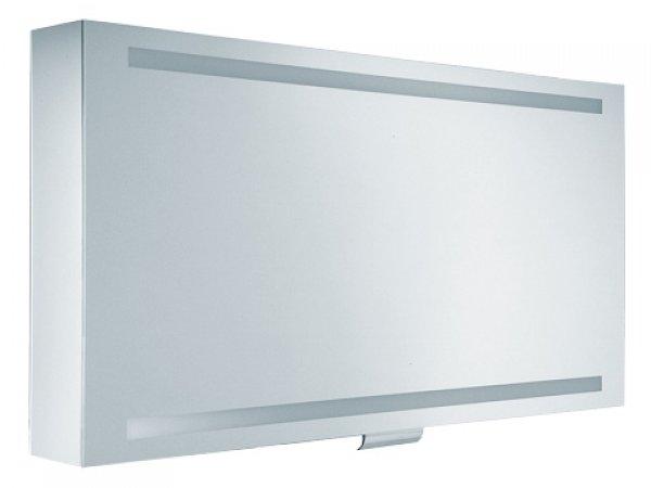Keuco Edition 300 Spiegelschrank, 1 Schwenktür, Seitenverspiegelung, 1250mm