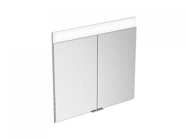 Keuco Edition 400 Spiegelschrank 21511, Wandeinbau, 1 Lichtfarbe, 710x650x154 mm
