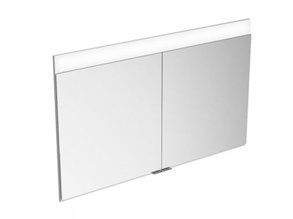 Keuco Edition 400 mirror cabinet 21512, wall mounted, 1 light colour, 1060x650x154mm