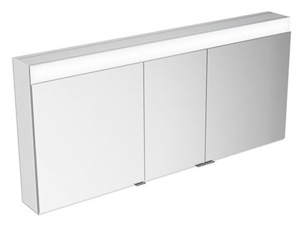 Keuco Edition 400 mirror cabinet 21523, wall mounted, 1410x650x167 mm