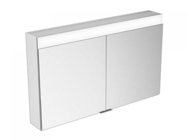 Keuco Edition 400 Spiegelschrank 21532, Wandvorbau, 1 Lichtfarbe, 1060x650x167mm