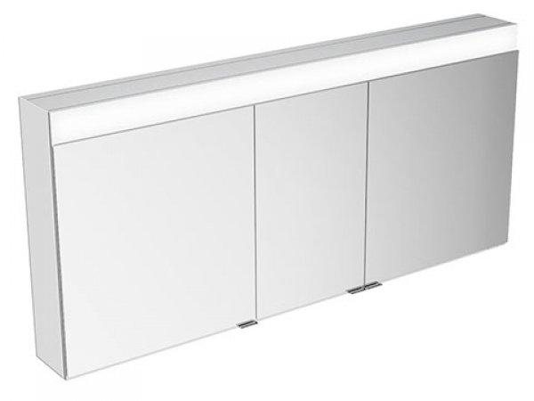 Keuco Edition 400 Spiegelschrank 21533, Wandvorbau, 1 Lichtfarbe, 1410x650x167mm