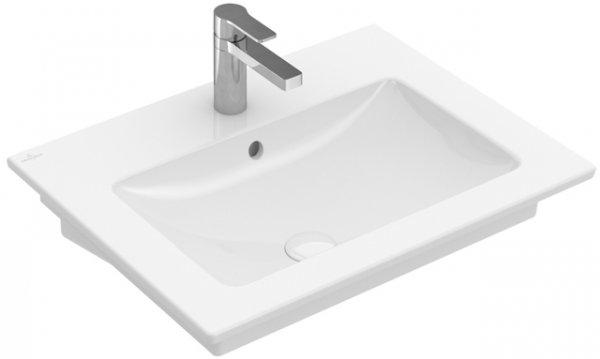 villeroy boch venticello waschtisch 412467 650x500mm. Black Bedroom Furniture Sets. Home Design Ideas