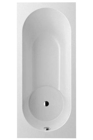 villeroy und boch badewanne quaryl rechteck libra solo ubq167lib2v. Black Bedroom Furniture Sets. Home Design Ideas