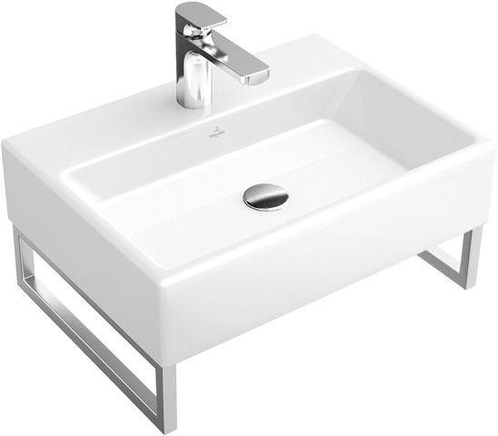 villeroy und boch waschtisch memento 513362 600x420mm weiss. Black Bedroom Furniture Sets. Home Design Ideas