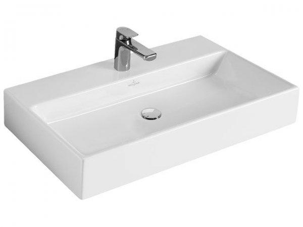 Villeroy Und Boch Waschtisch Memento 51338j 800x470mm Weiss