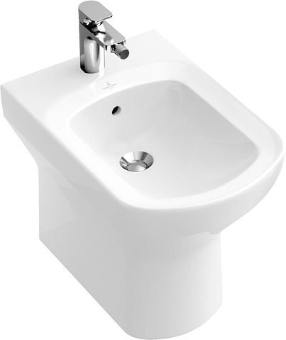 villeroy und boch bidet sentique 542300 375x560mm weiss alpin. Black Bedroom Furniture Sets. Home Design Ideas