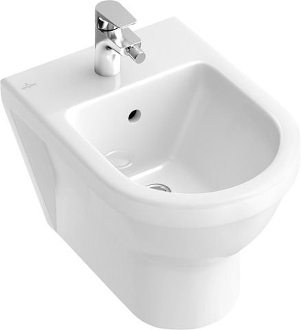 villeroy und boch bidet omnia architectura 547300 370x560mm weiss. Black Bedroom Furniture Sets. Home Design Ideas