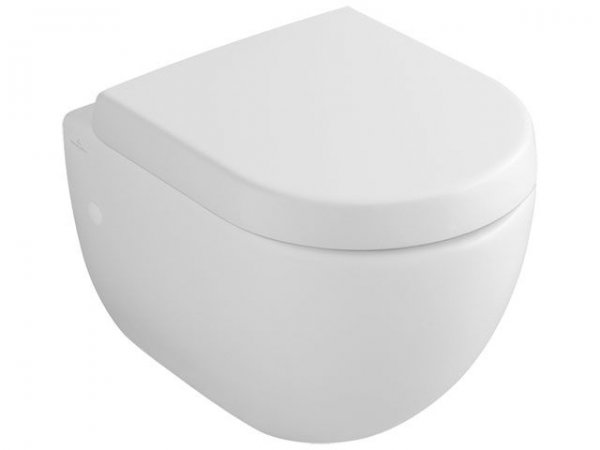 villeroy und boch tiefsp lklosett compact subway 660410 355x480mm. Black Bedroom Furniture Sets. Home Design Ideas