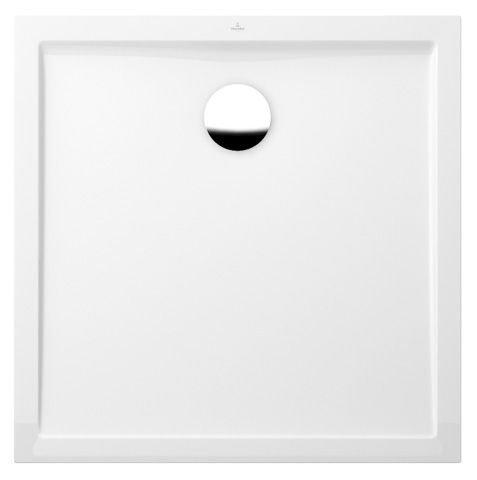 villeroy und boch duschwanne quadrat futurion 900x900x25 weiss. Black Bedroom Furniture Sets. Home Design Ideas