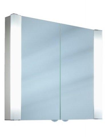 schneider spiegelschrank splashline 80 2 fl. Black Bedroom Furniture Sets. Home Design Ideas